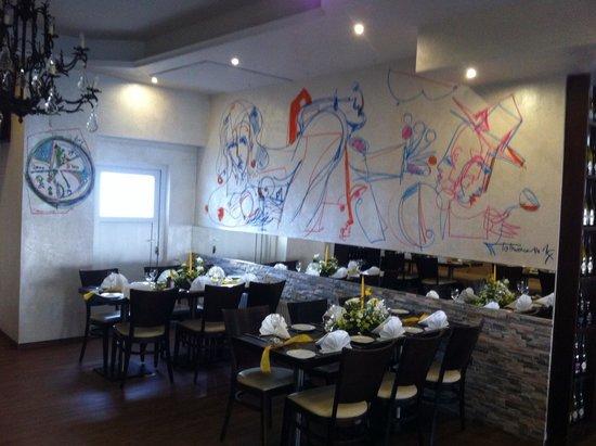 Don Sancillo: Das Restaurant