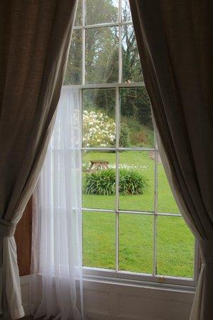 Laston House: looking to garden