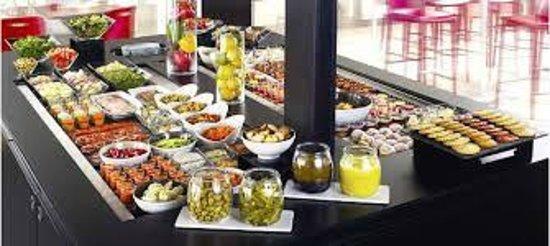 Campanile Colmar Aeroport Restaurant