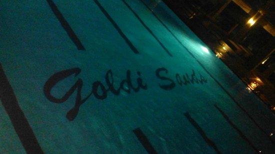 Hotel Goldi Sands : POOL