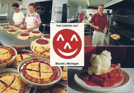 The Cherry Hut: Kitchen Scenes of Delicious Cherry Pie