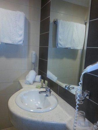 Manousos City Hotel : .