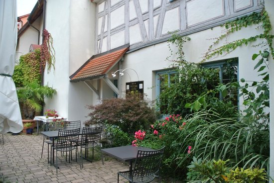 Tamm, เยอรมนี: Вход в отель