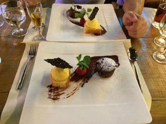 Bivio Hotel : cena