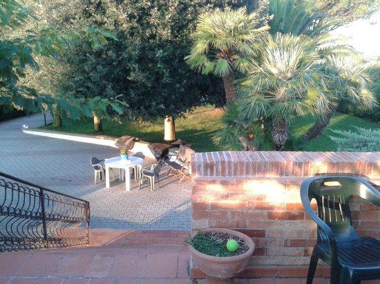 Fiorino, Italien: Il giardino (2)