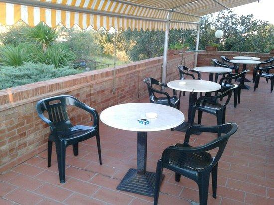 Fiorino, Italien: La veranda
