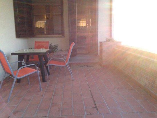 Fiorino, Italien: L'ingresso