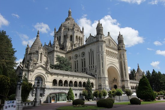 Sanctuaire Sainte Thérèse : Santuario di Santa Teresa