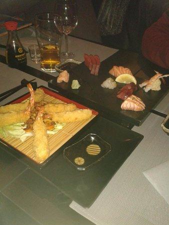 Zen: Assiette variée