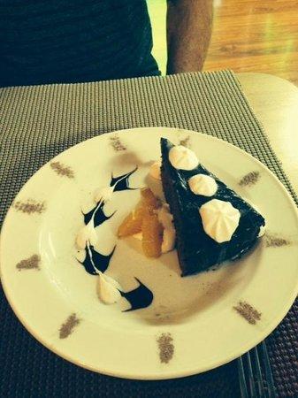 Ivo's: Desert--yummy!!