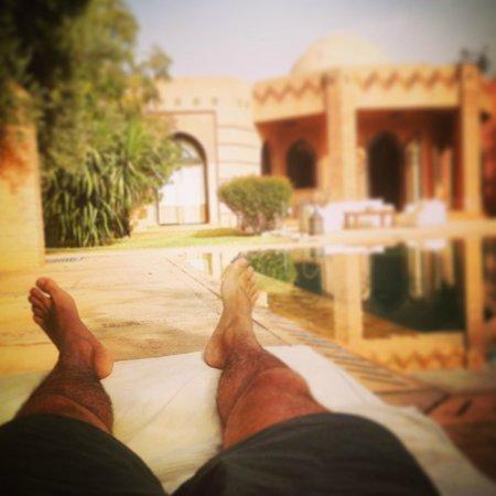 Villa Al Assala: pool again