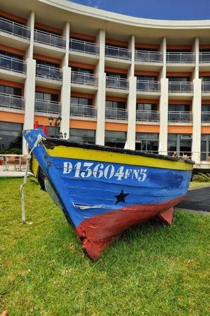 Hotel Moniz Sol : Het hotel