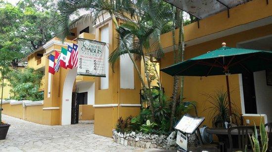 Hotel Chablis Palenque: Отель
