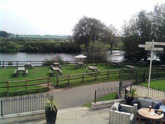 The Fleet at Twyning: the flleet