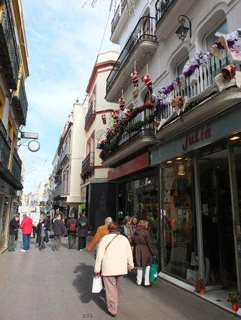 Historia de Sevilla en el siglo XVI