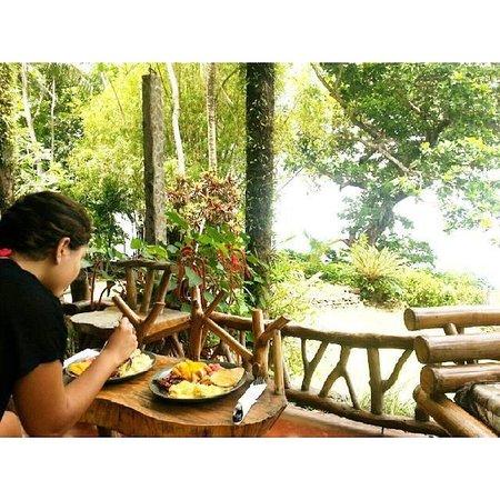 Casa Roca Inn: Breakfast