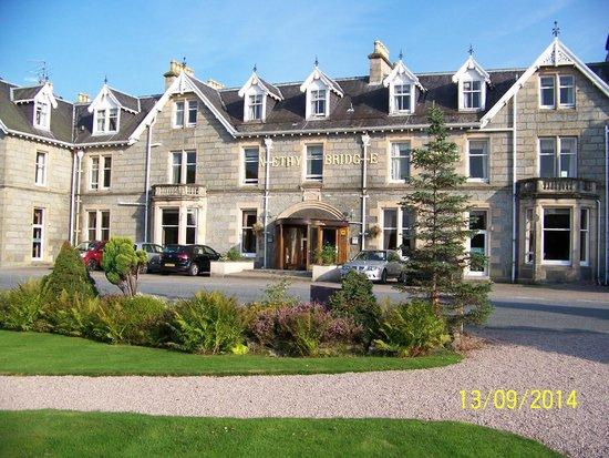 Nethybridge Hotel: Nethy bridge hotel