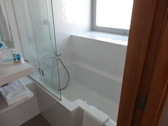 Novotel Wien City : バスルーム