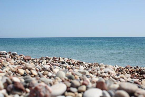 Dessole Lippia Golf Resort : Пляж