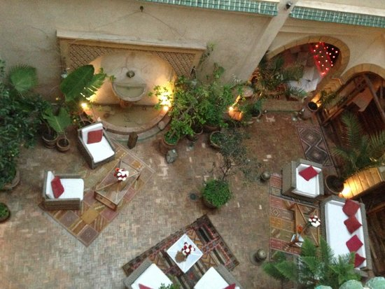 Riad Chbanate : an oasis of calm