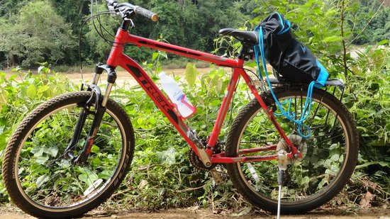 Tiger Trail Outdoor Adventures: The Bike