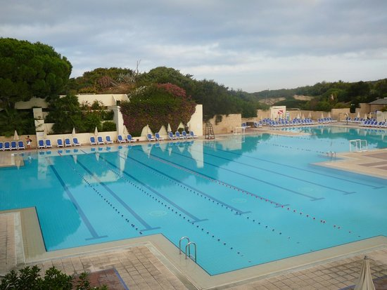 Piscine picture of club med kamarina ragusa tripadvisor for Piscine club med gym