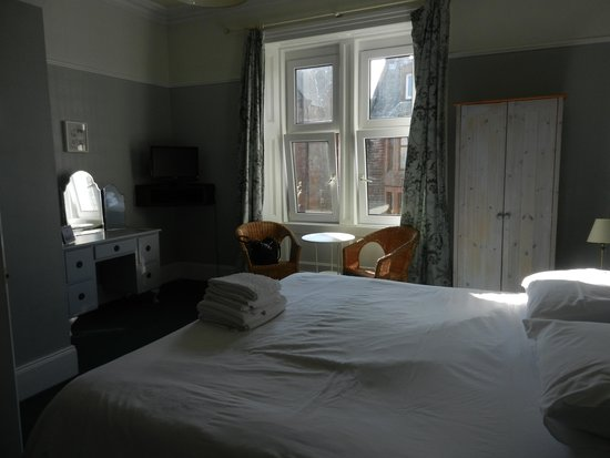 The Old Rectory: bedroom