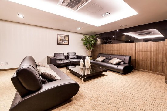 Golden Seoul Hotel : Business Center