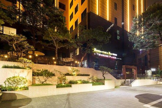 Golden Seoul Hotel : Exterior