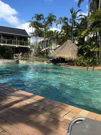 Islander Noosa Resort : pools are awesome