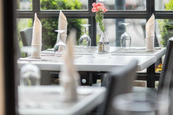 Barrique Restaurant : Terrasse