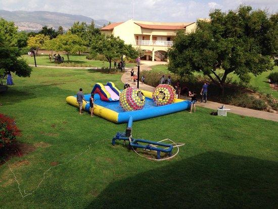 Pastoral Hotel - Kfar Blum: Attractions for kids