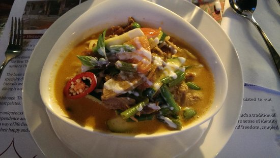 Siam by the Sea: Duck Curry