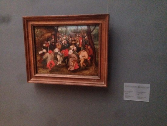 Royal Museums of Fine Arts of Belgium (Musees Royaux des Beaux Arts): Breughel :-)