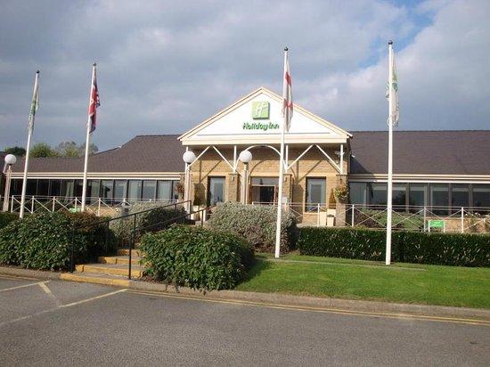 Holiday Inn Leeds Brighouse: Hotel entrance