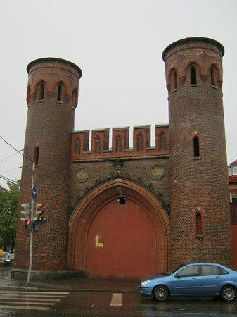 Sackheim Gate
