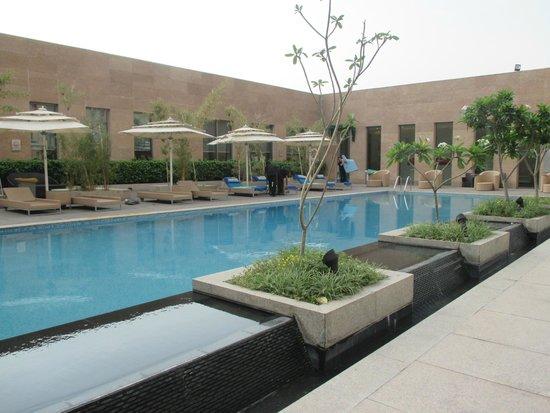 Hotel Swimming Pool Picture Of Radisson Blu Hotel Amritsar Amritsar Tripadvisor
