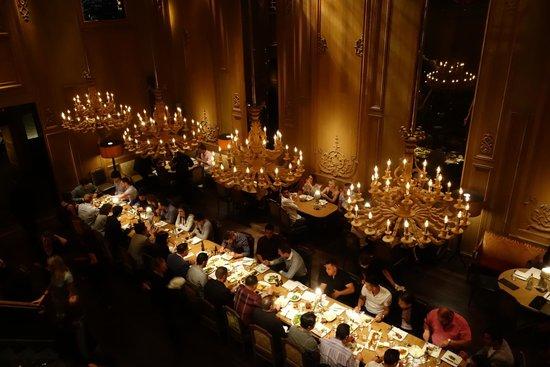 Stage Restaurant New York