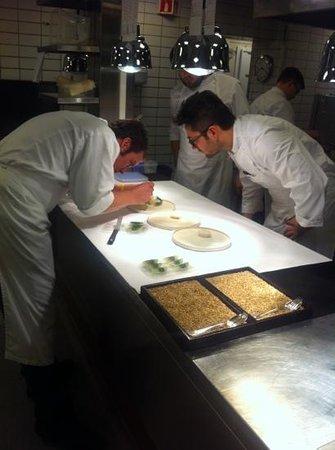 Bagatelle: шеф и новое блюдо