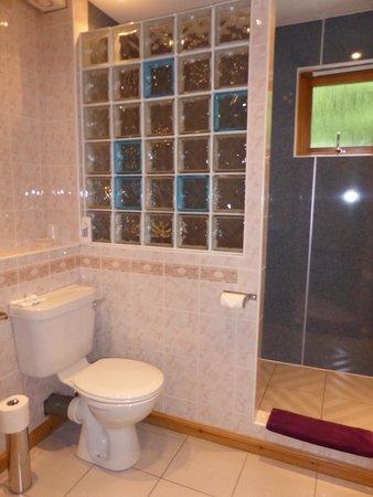 Lann Dearg Studios: Bathroom