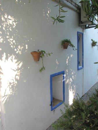 Quinta do Caracol : Decor on walls