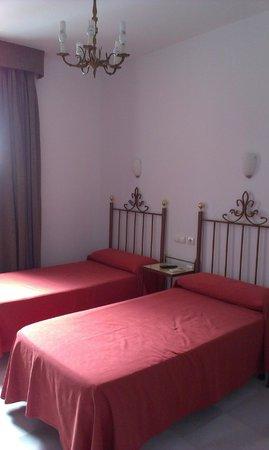 Hotel Don Paula: Camas