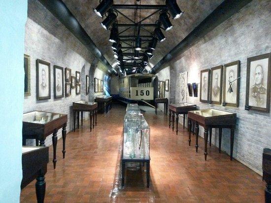 Shustov Cognac Winery Museum : Музей