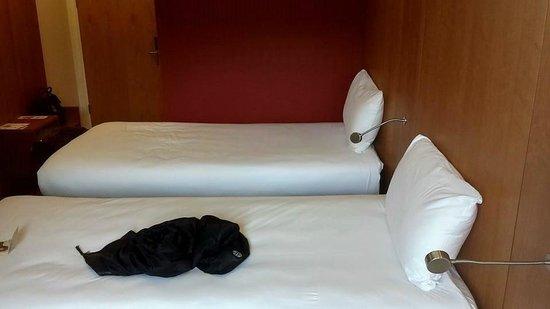 Twin Room Picture Of Ibis Swansea Swansea Tripadvisor