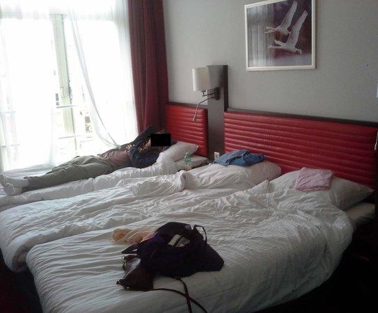 Hotel Allure: Stanza Tripla già abitata