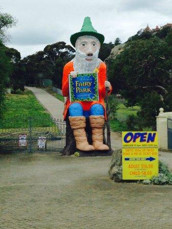 Fairy Park: gate