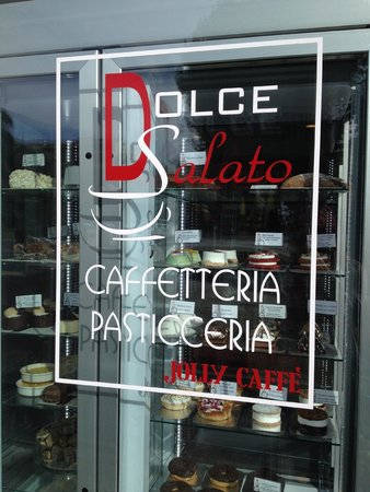 DolceSalato: Shop entrance