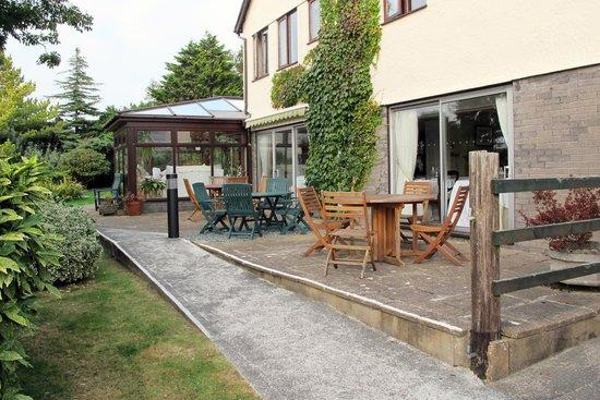 Tyn Rhos Country House: Outside