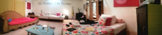 The River Garden: Our room (panoramic)