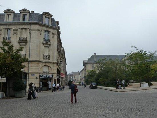 Logis au Tambour: Town